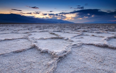 Kosmetisches Multitalent: Wickel aus Mineralerde und Salz aus dem toten Meer