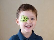 Augenpflaster für den richtigen Durchblick
