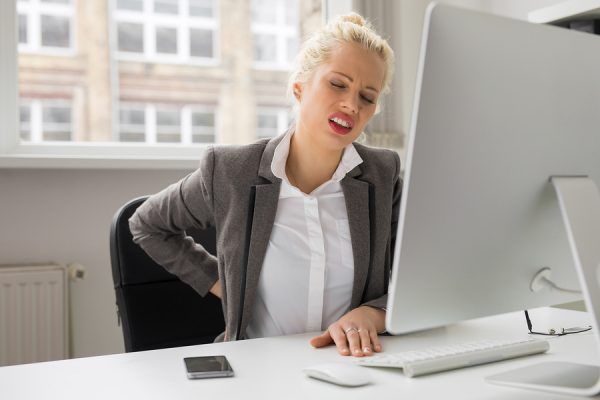 Fit und gesund im Büro