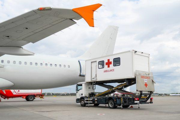 Ambulanzflüge: Sichere Notfall-Rückkehr auch aus exotischen Urlaubsorten