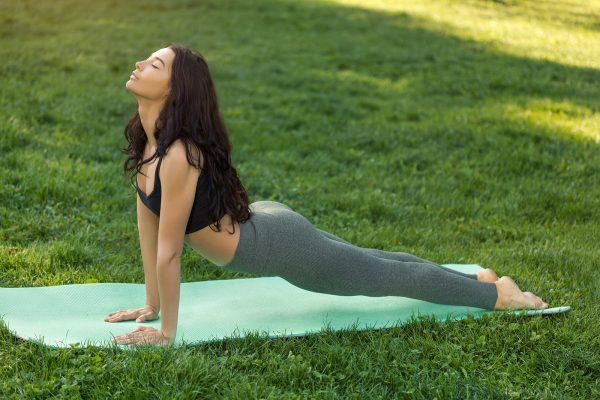 Oase im Alltag: Gesund mit Yoga
