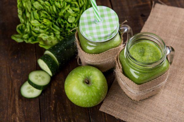 Gesundheit to go: Grüne Smoothies